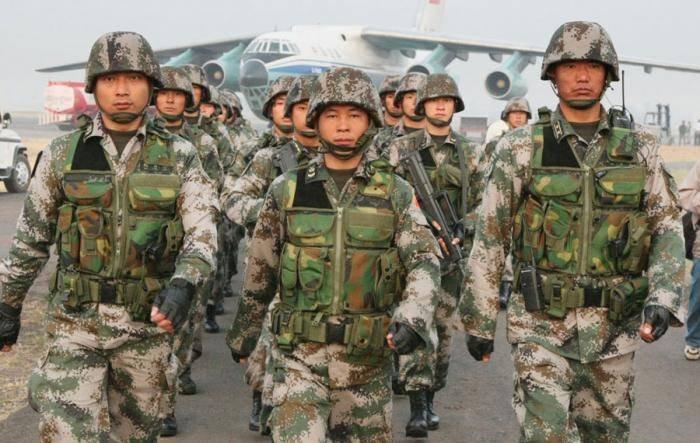 """Результат пошуку зображень за запитом """"китайська армія на кордоні з росією"""""""
