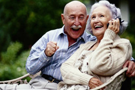 1 жовтня визнане Міжнародним днем людей похилого віку