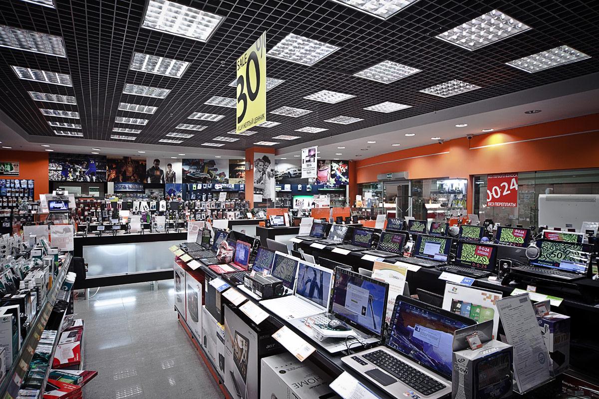 Интернет-магазин электроники, бытовой техники